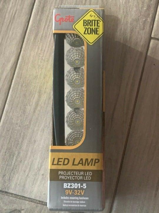Grote Brite Zone BZ301-5 LED Lamp 1400 L