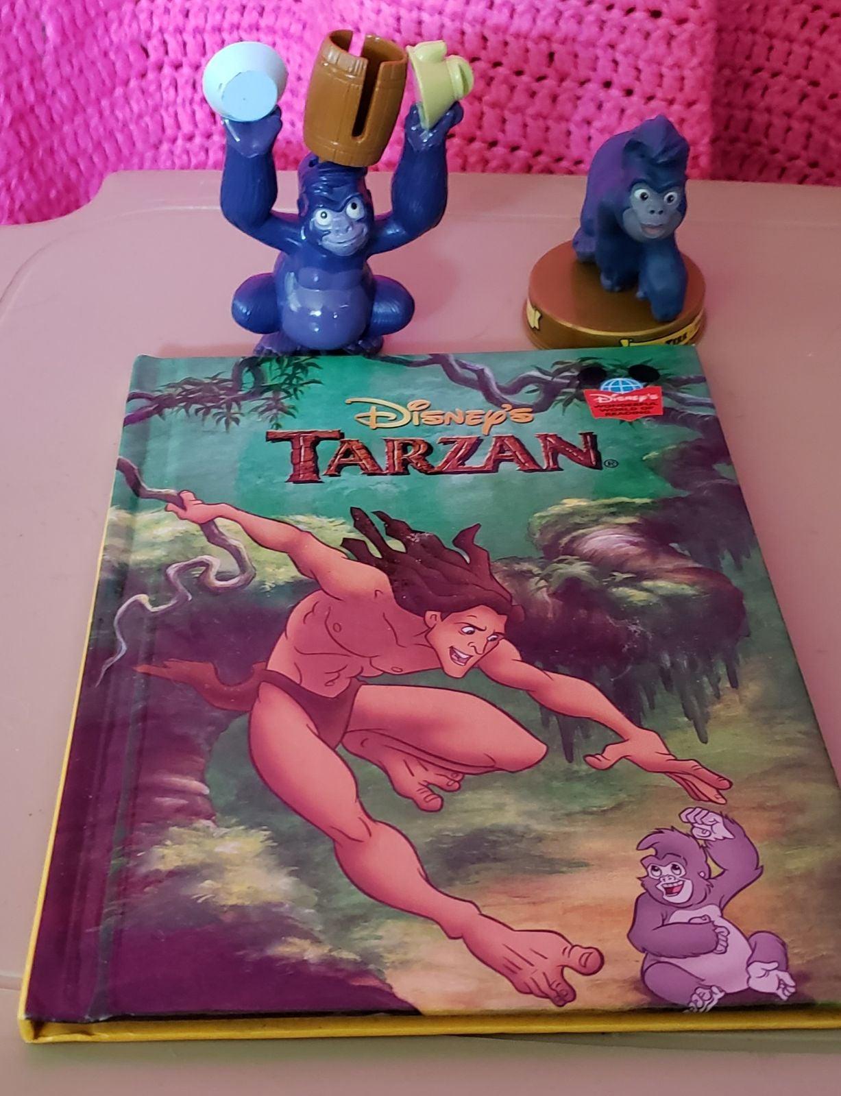 Disney Tarzan book bundle