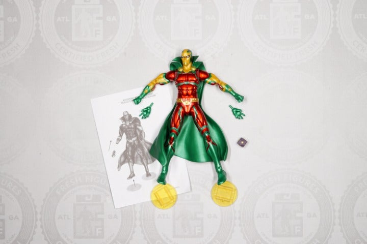 DC Icons 04 Mister Miracle