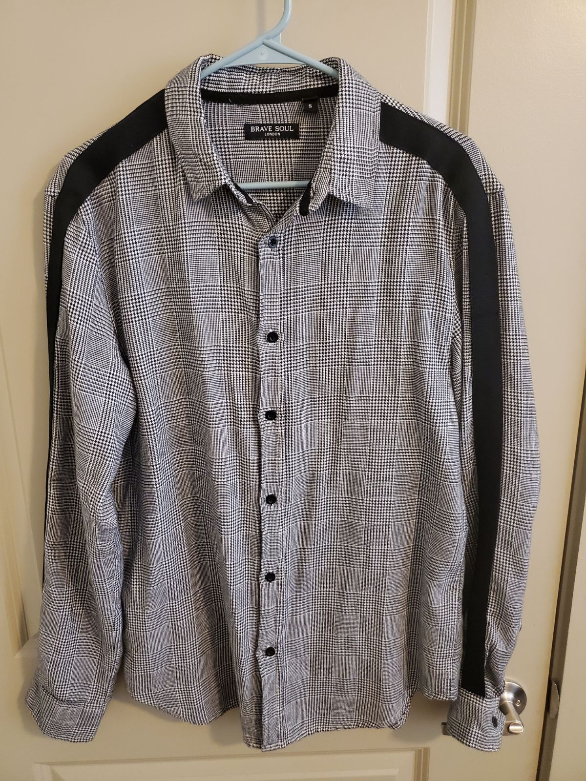 Men dress and casual shirt, US S in size