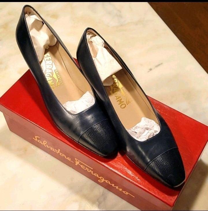 NEW Salvatore Ferragamo shoes 8
