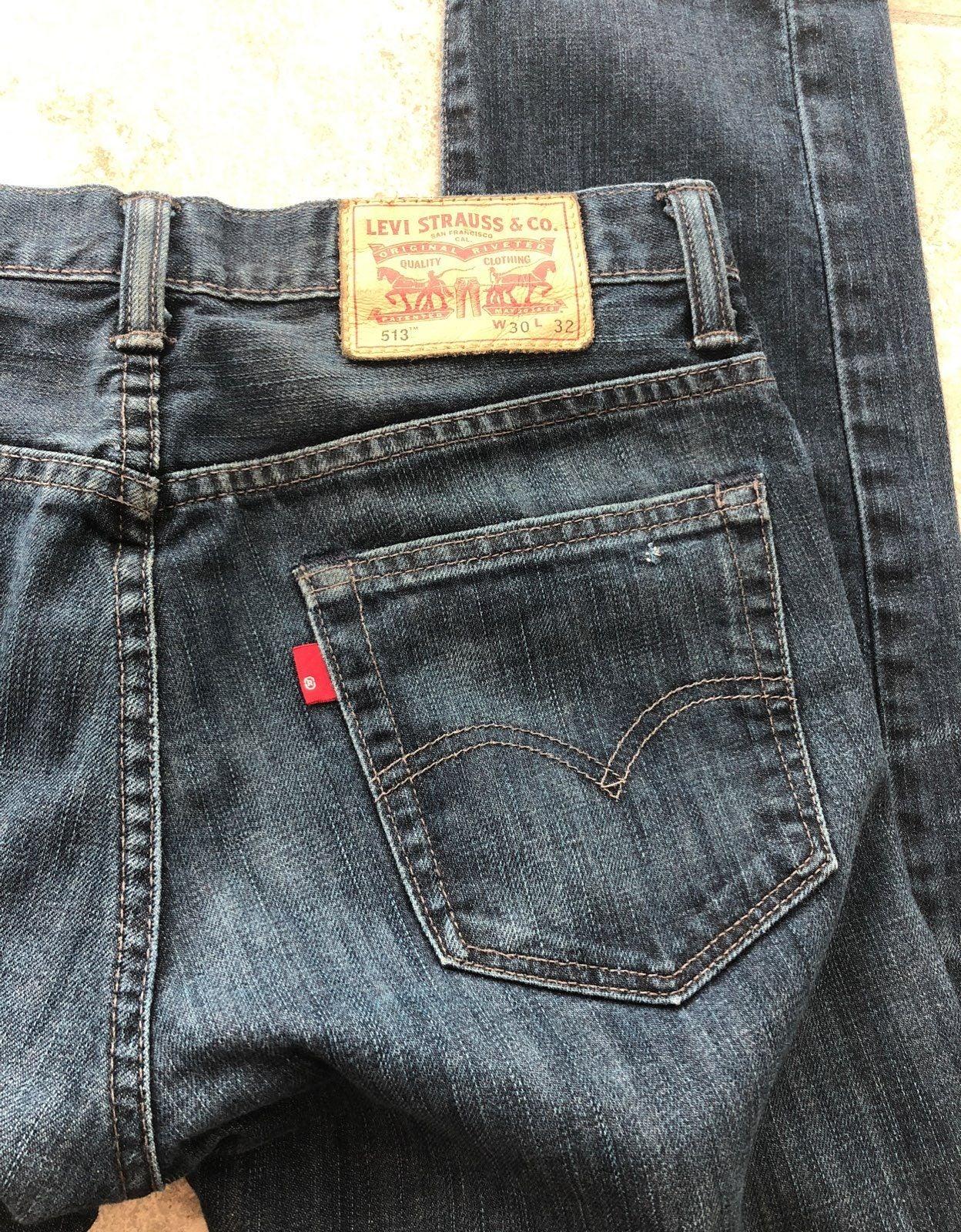 levis jeans 513