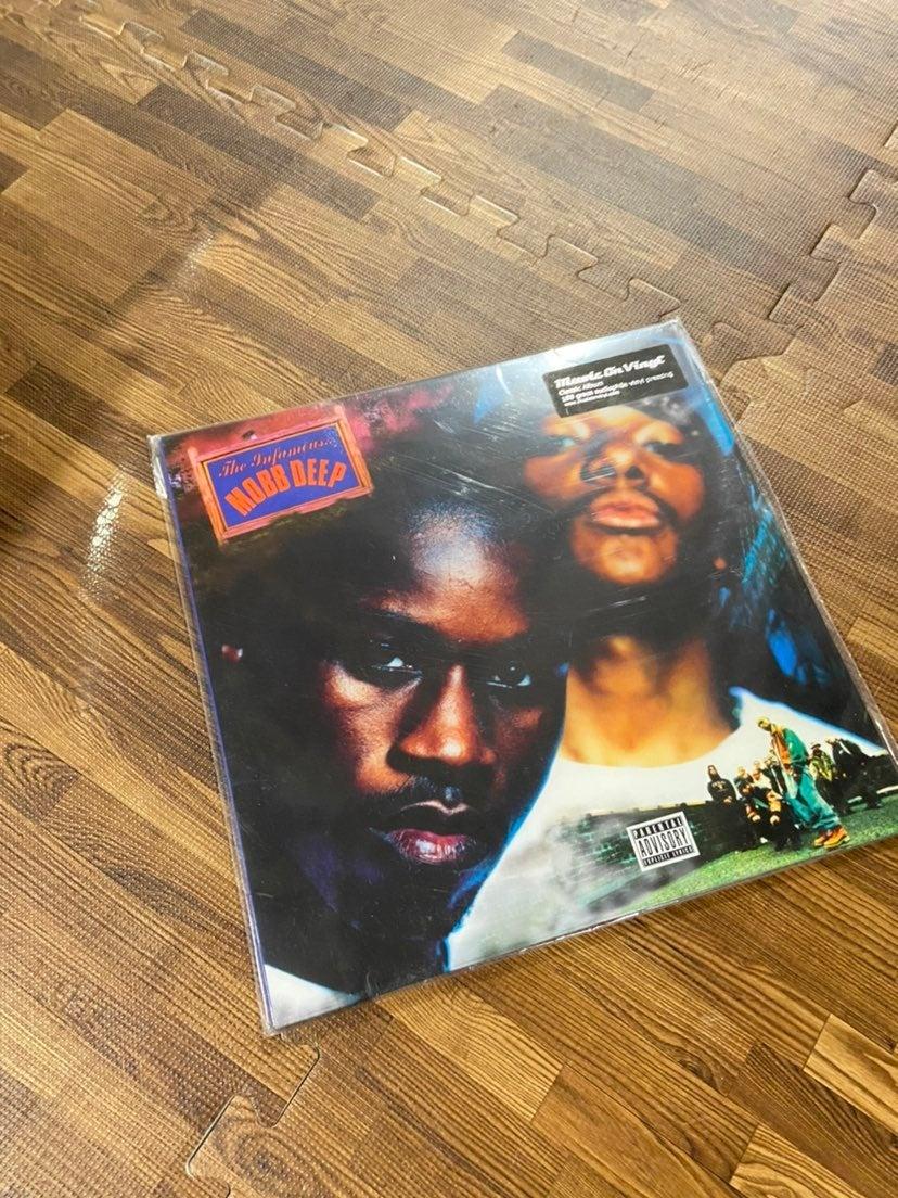 The infamous Mobb Deep Vinyl