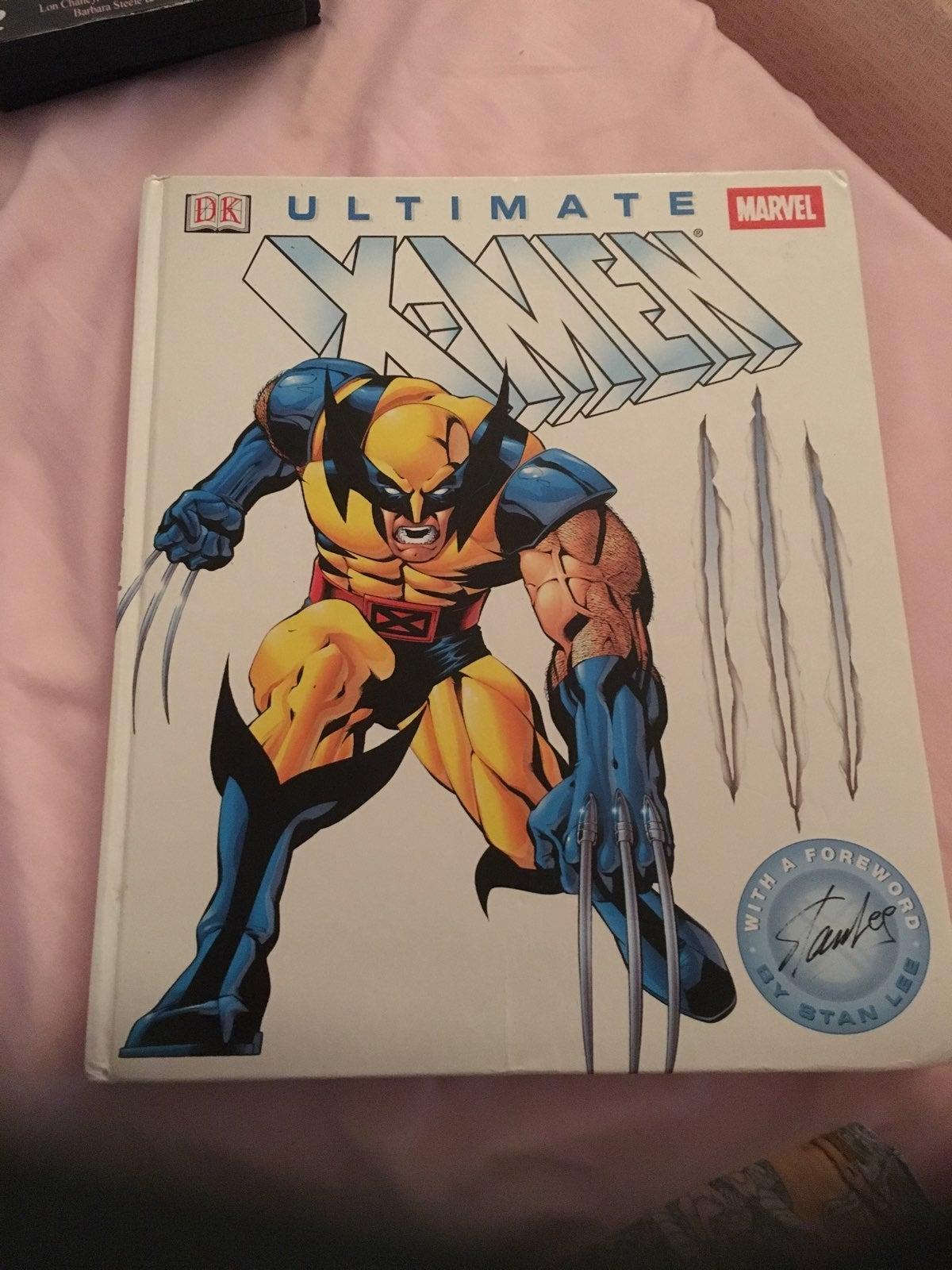 Ultimate X-Men : Marvel : Book