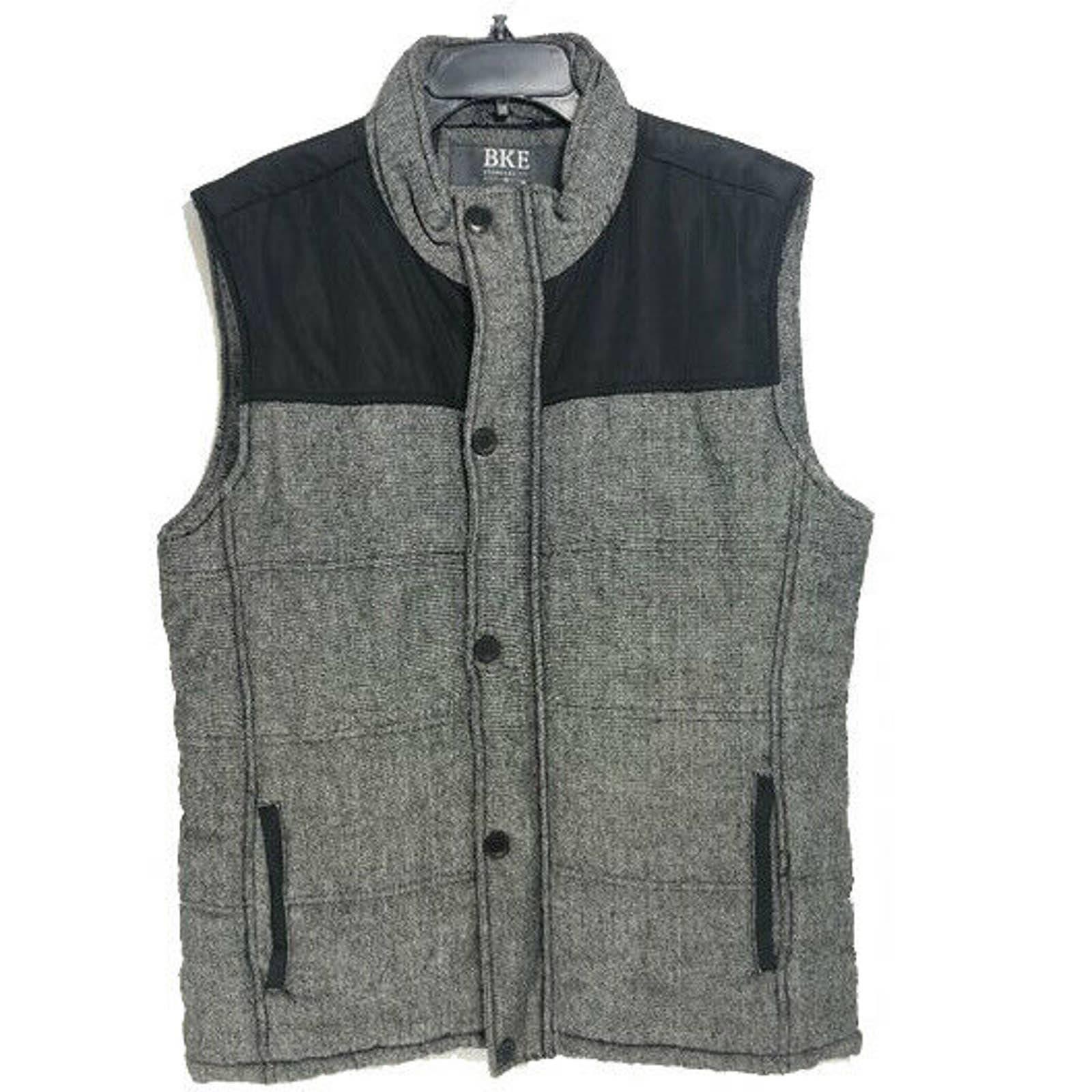 Buckle BKE Vest Lined Medium NWOT