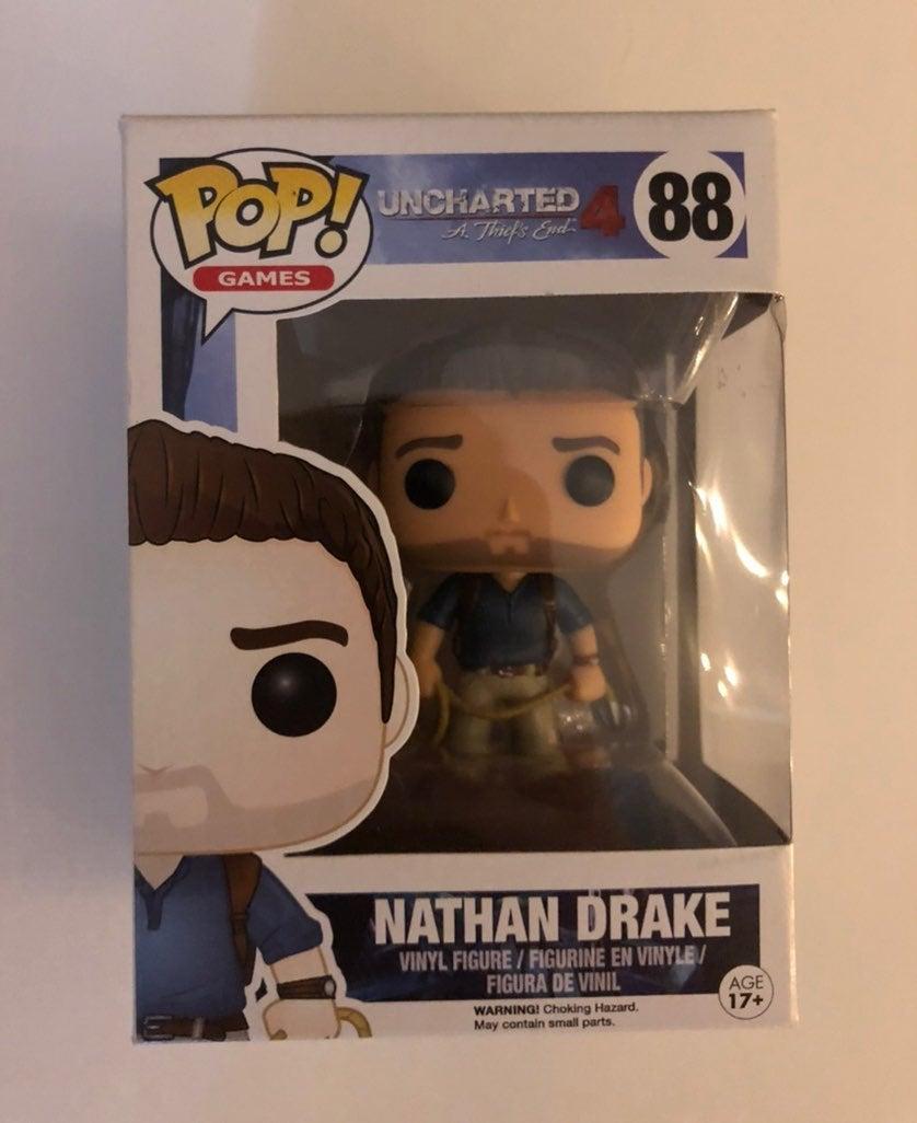 Nathan Drake Funko Pop