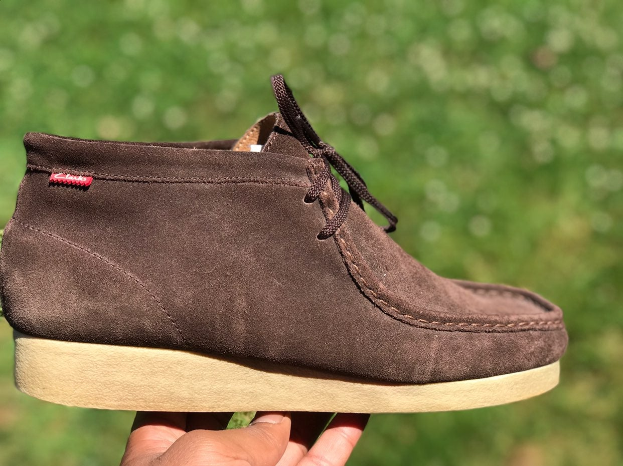 Mens Clarks Wallabees Size 13