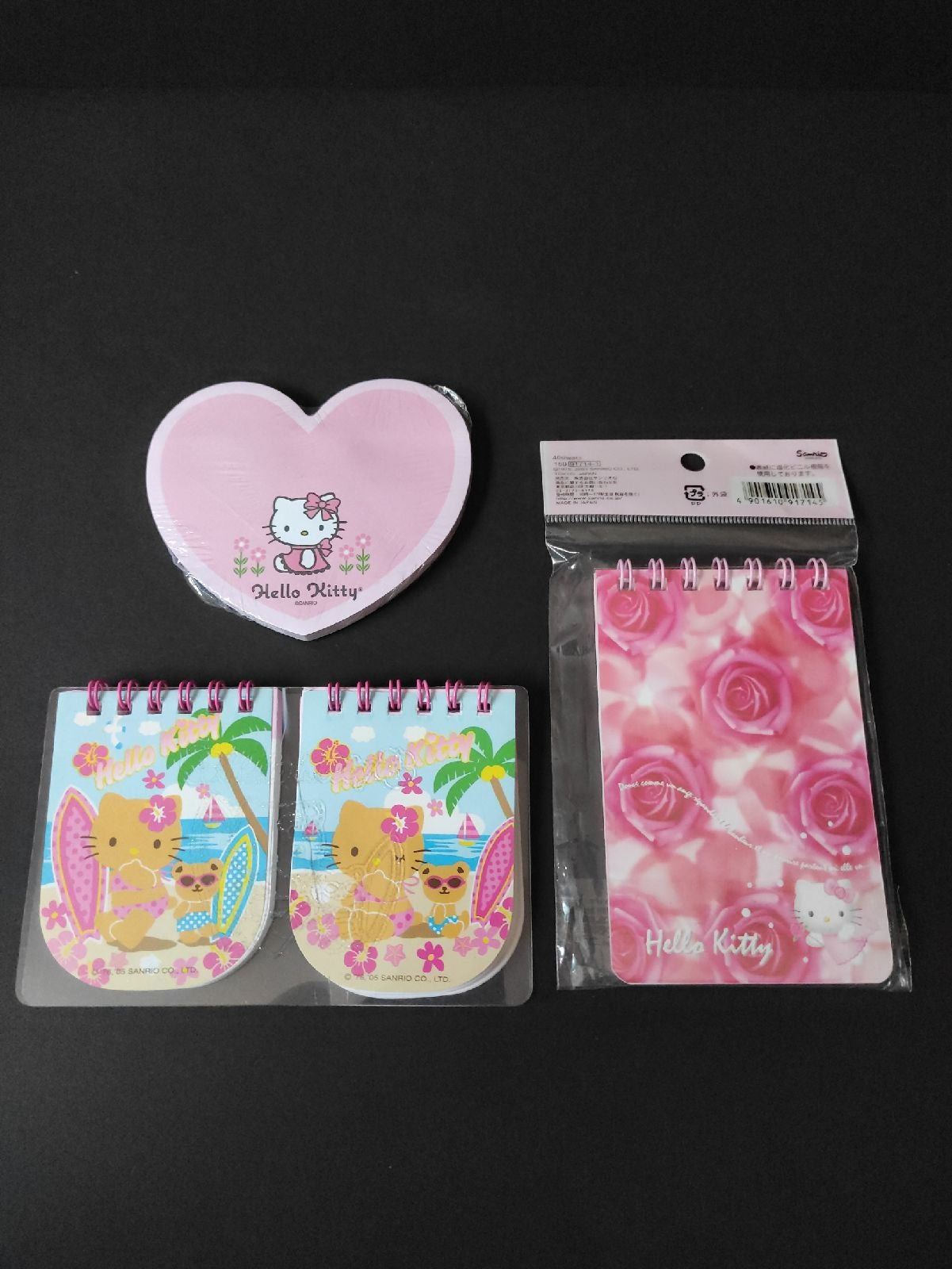 Hello Kitty Note Memopad