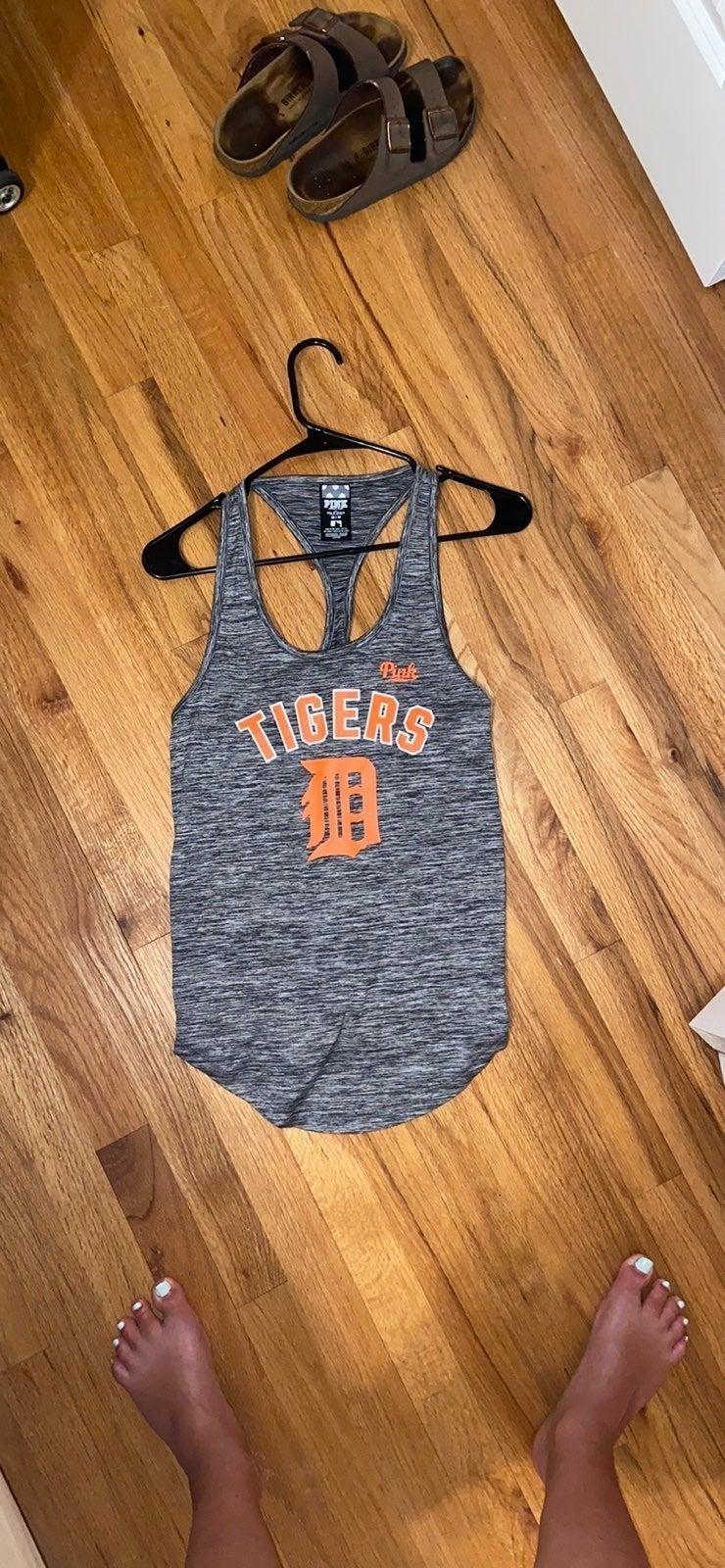 VS PINK detroit tigers tank