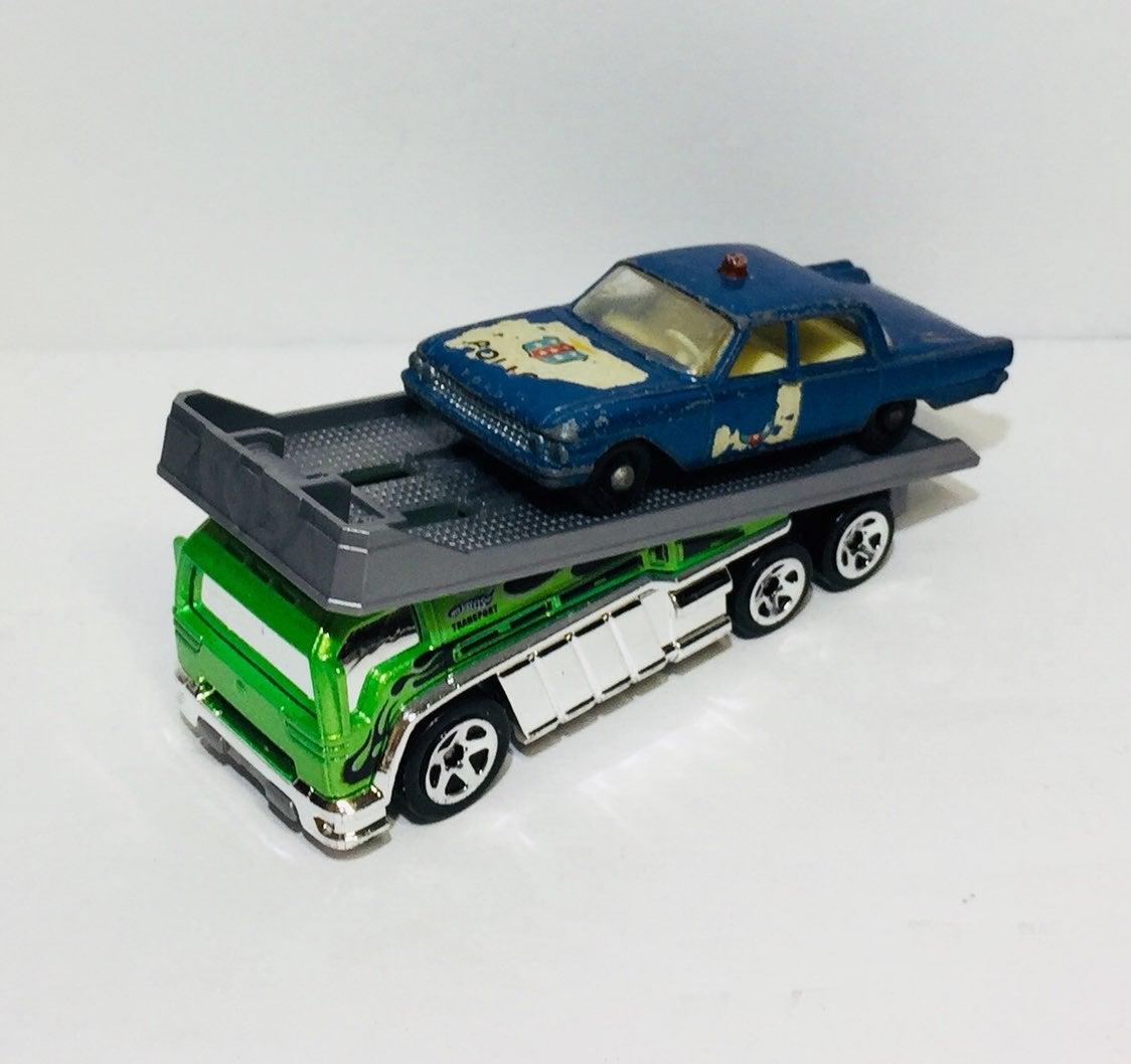 Matchbox lesney ford fairlane police car