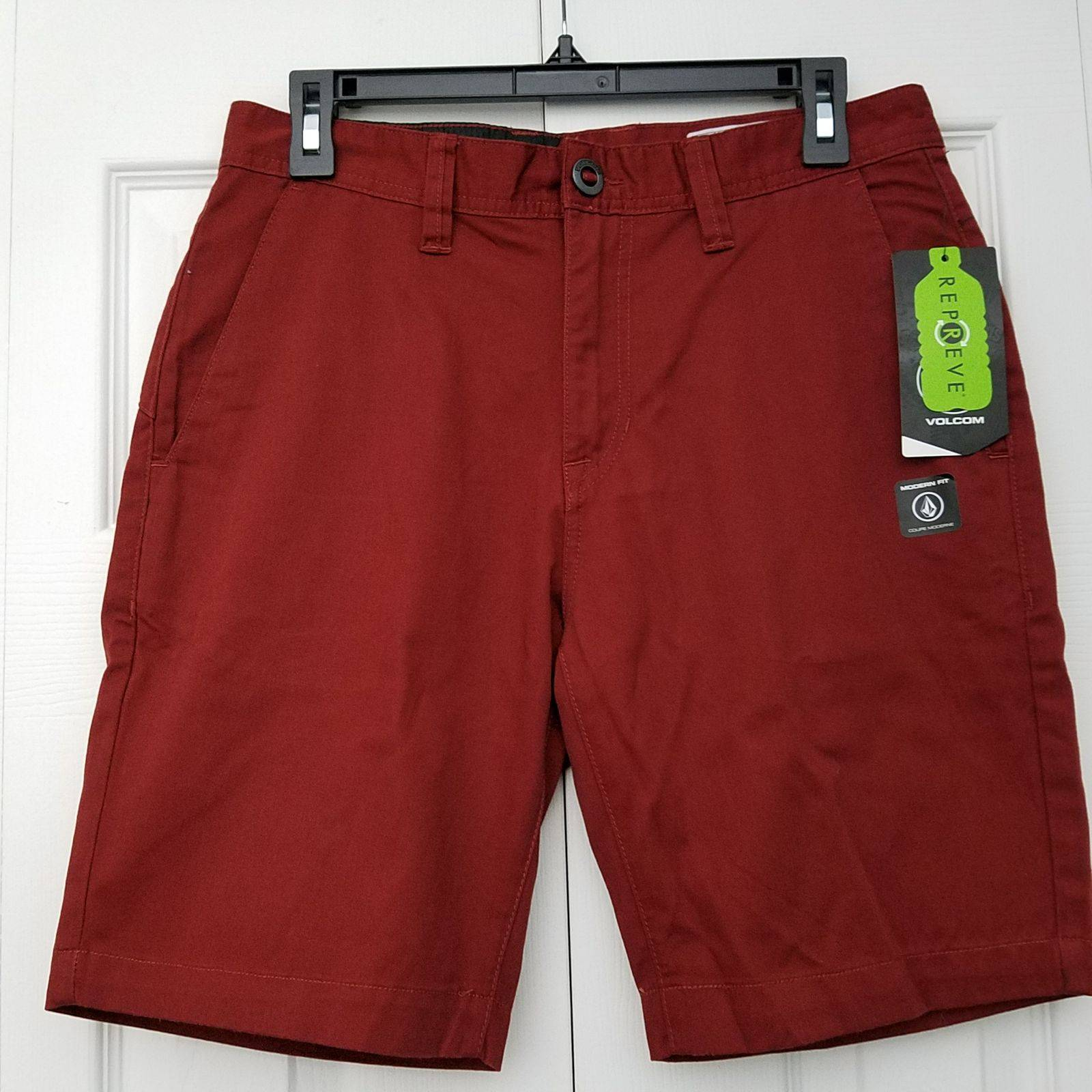 Volcom Mens Frickin Stacker Shorts