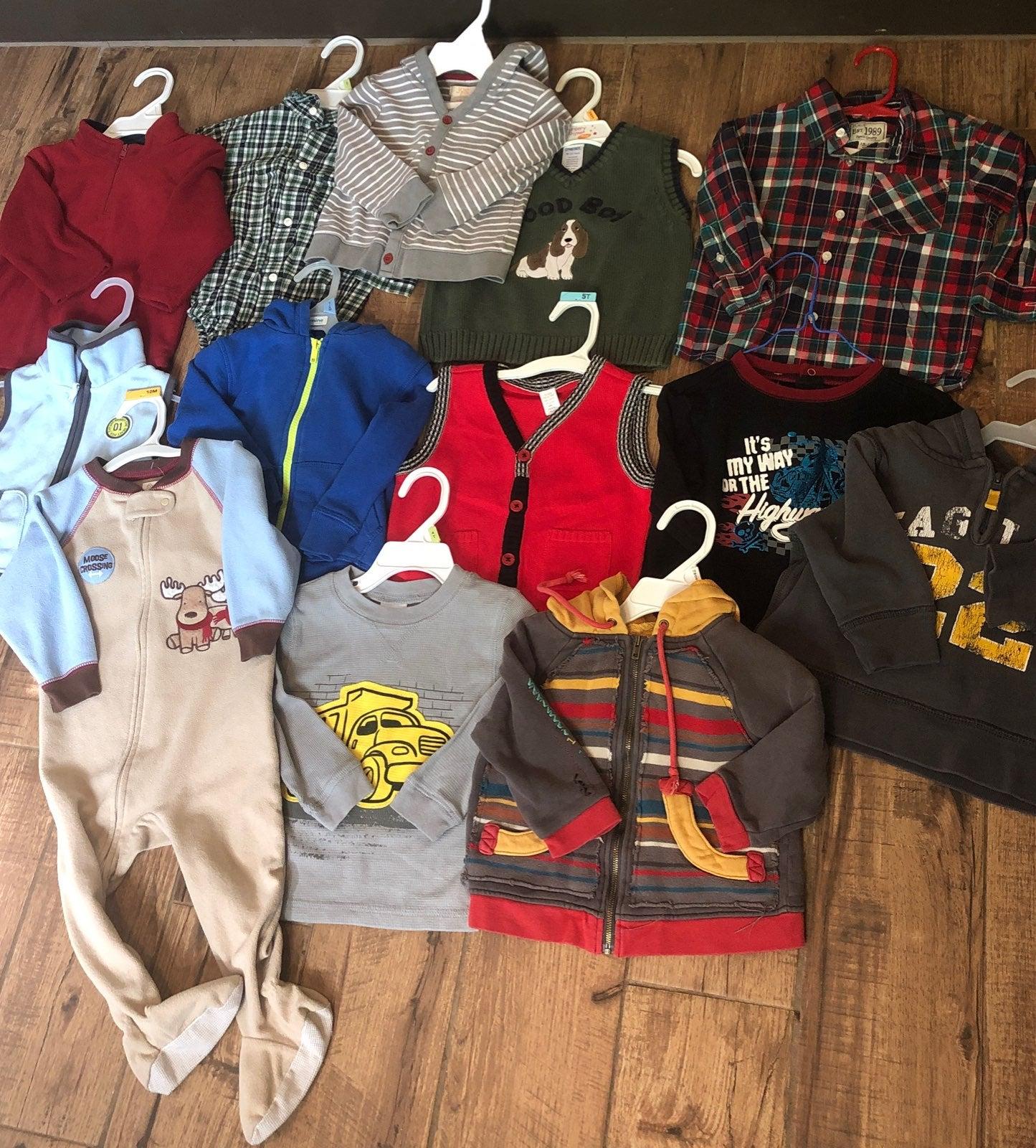 18-24 Month Boy Clothing Lot