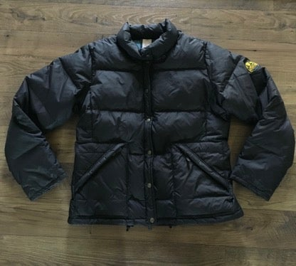 Polo Ralph Lauren Black Puffer Jacket XL