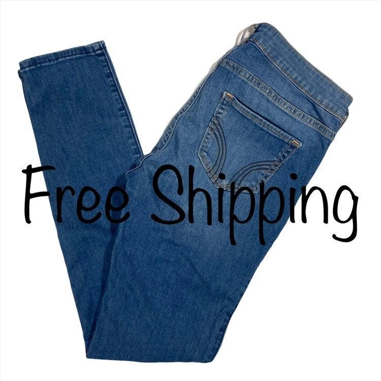 Hollister 7 Regular Jegging Skinny Jeans