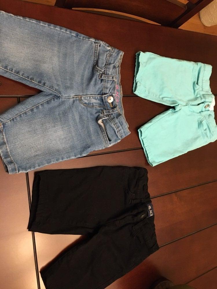 3 Pr childrens place girls shorts 5