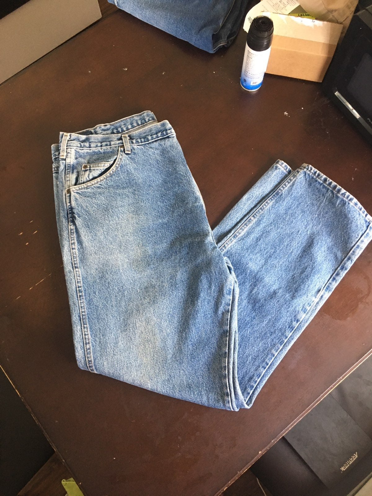 Mens wragler jeans