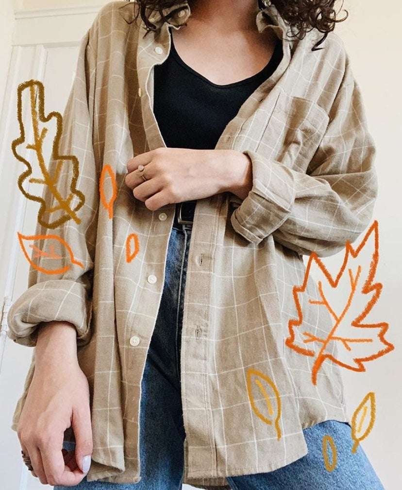 Neutral Flannel