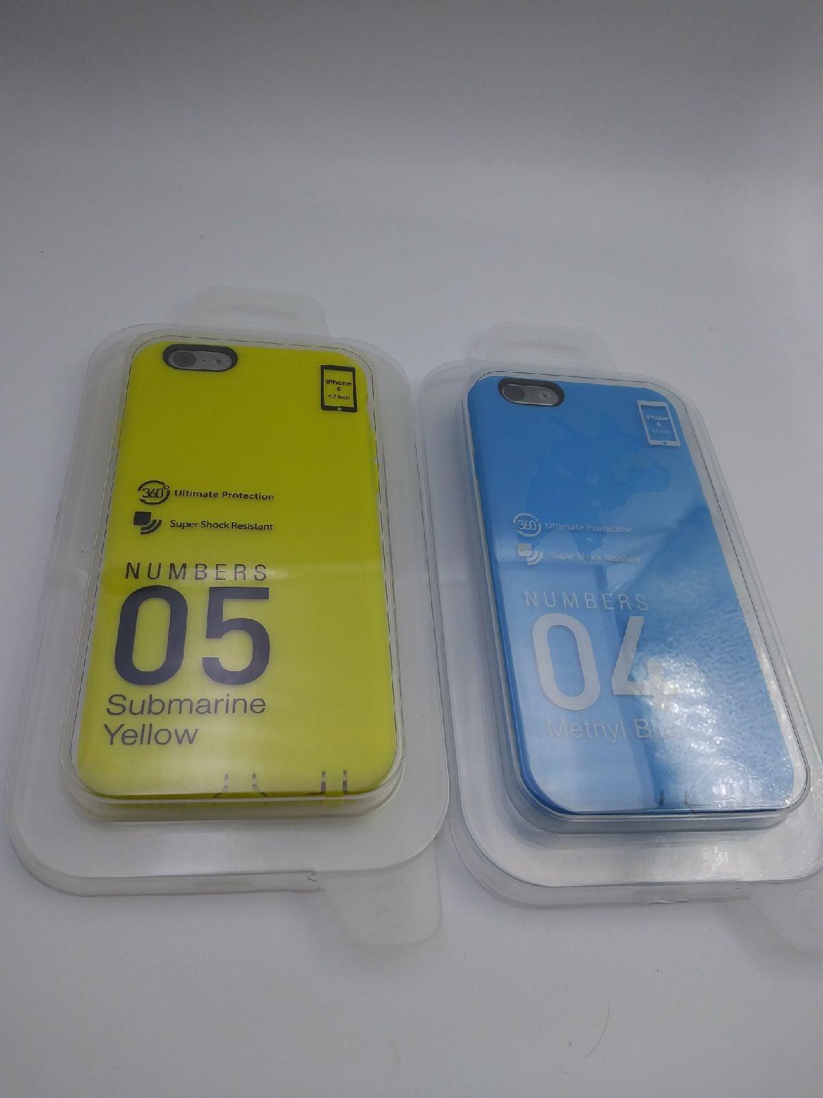 2 case Switcheasy iphone 6