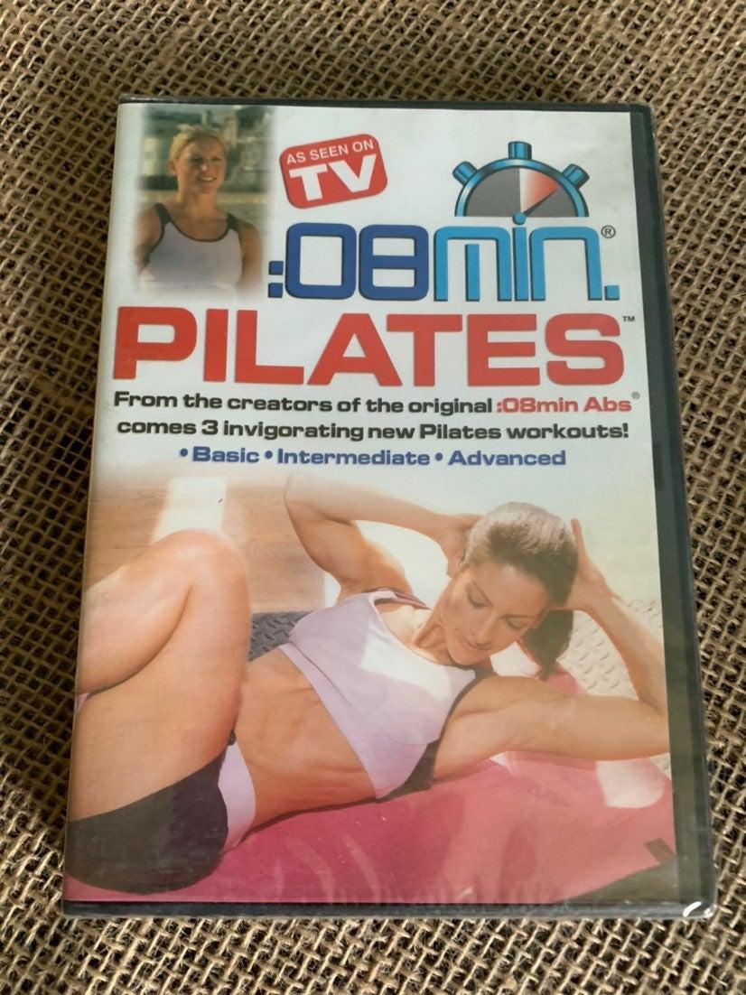 Pilates DVD✨NEW