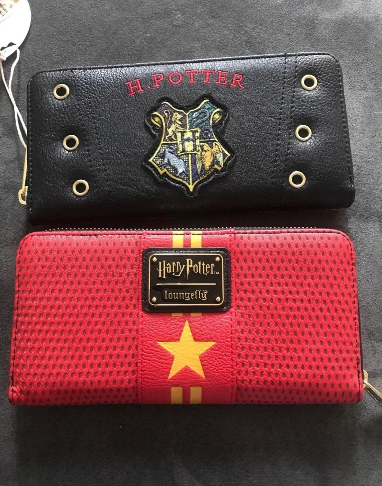 Loungefly Harry Potter Triwizard Wallet