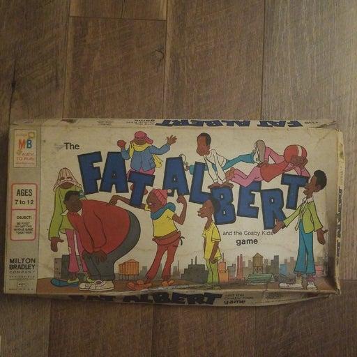 Fat Albert Board Game