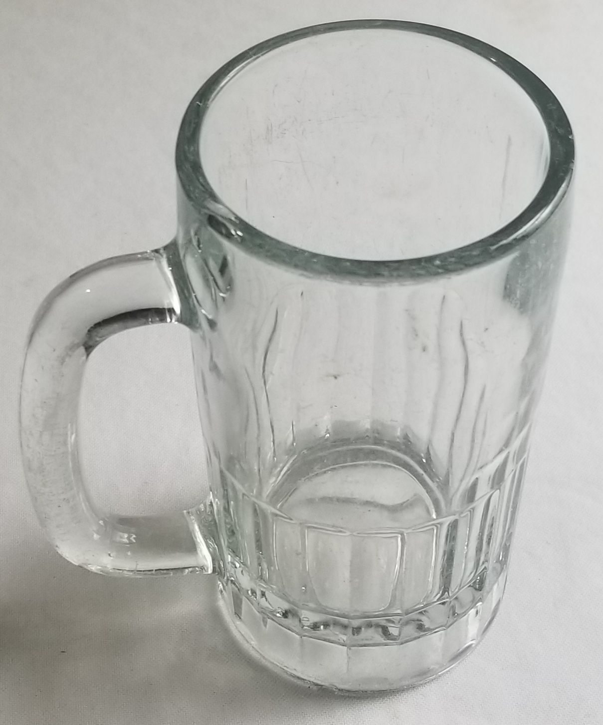 Heavy Duty Tall Root Beer Glass
