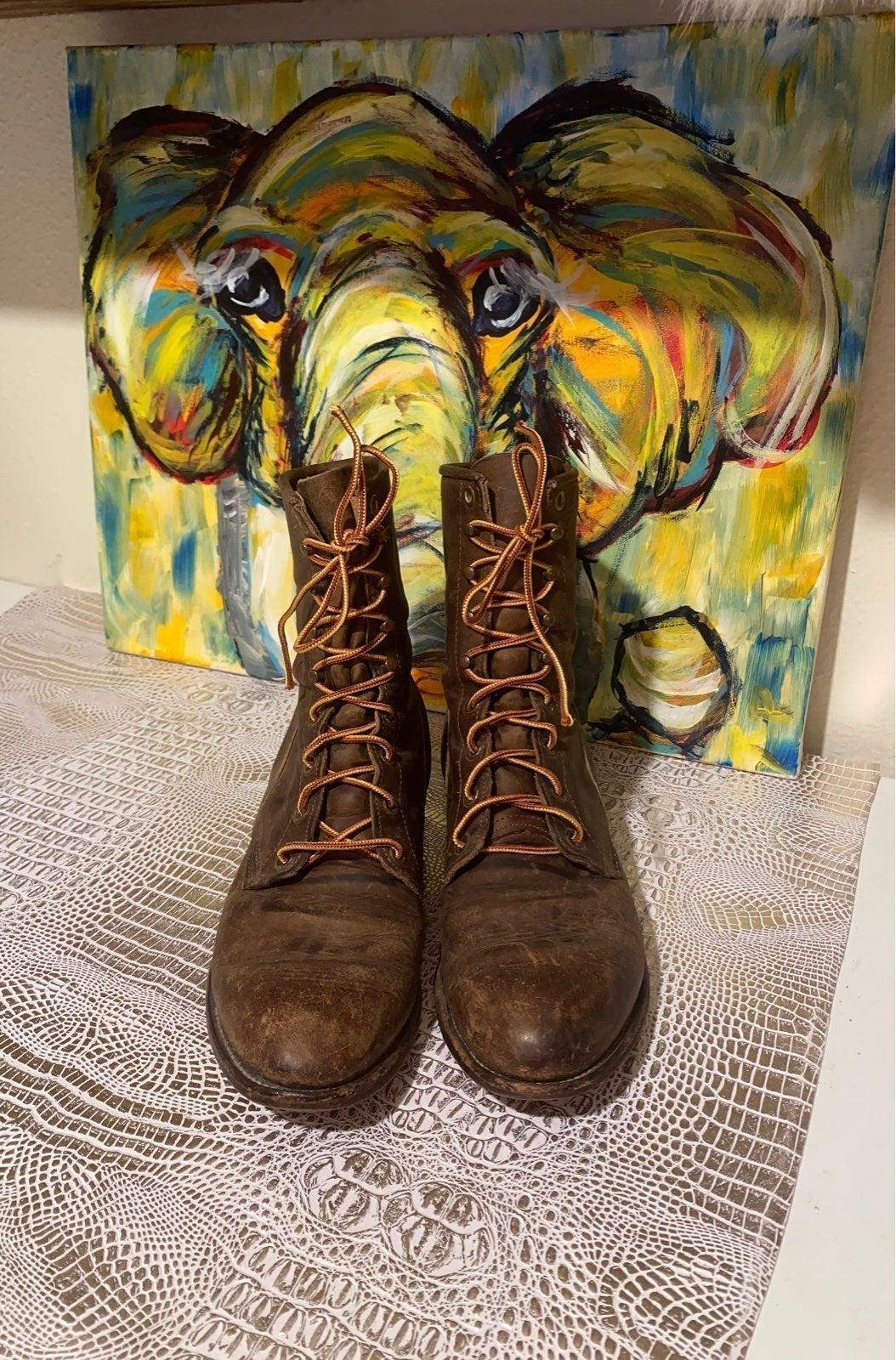 cowgirl boots by justin