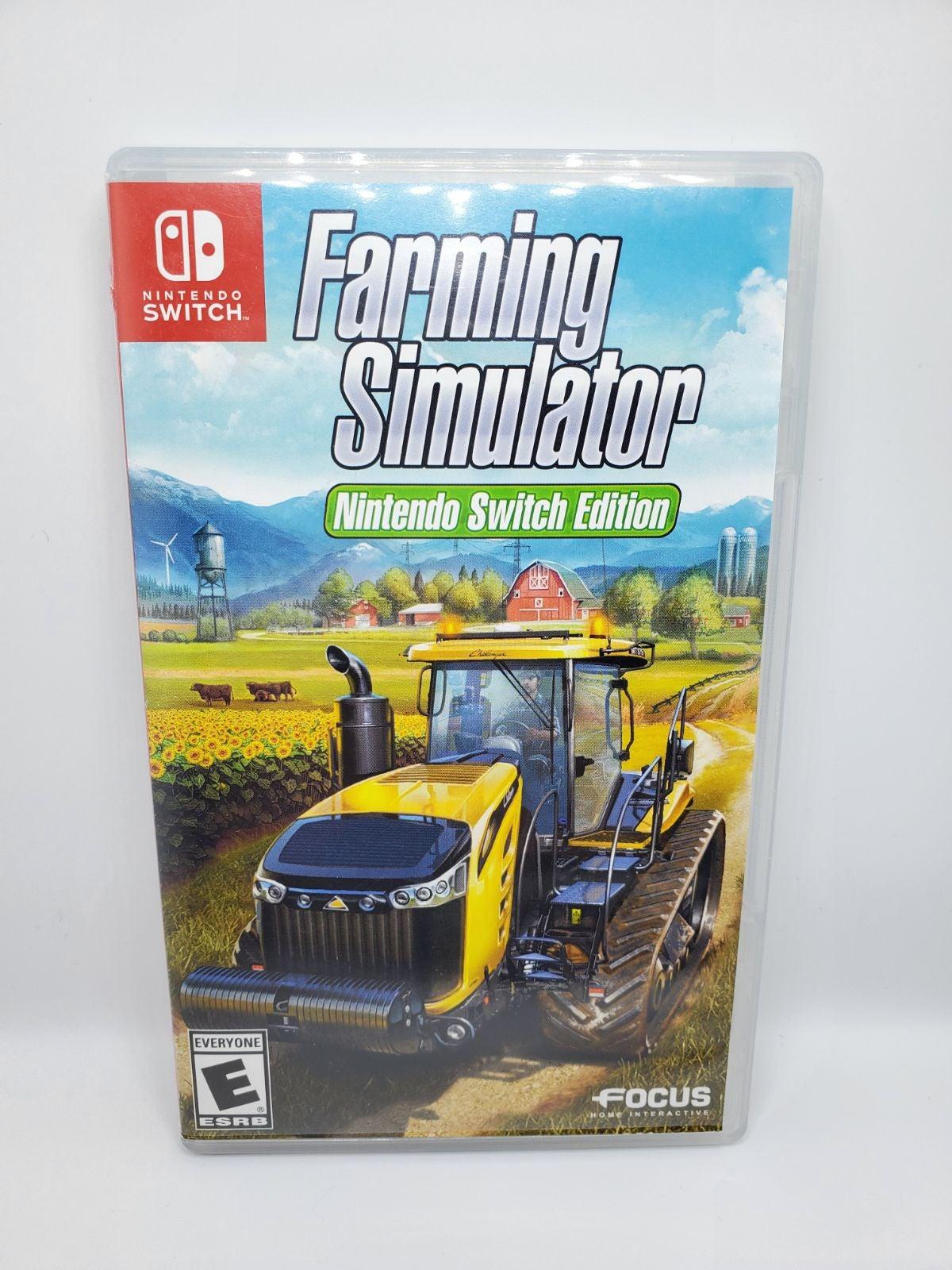 Farming Simulator Nintendo Switch Ed.