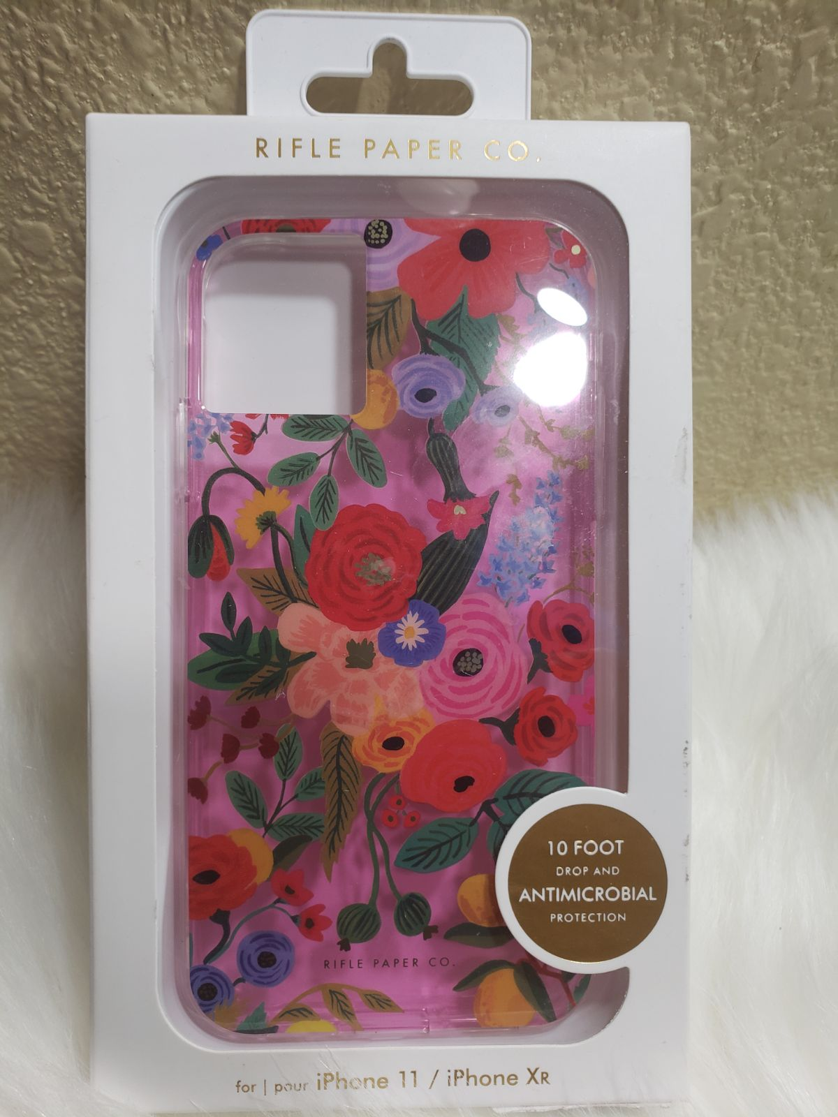 Rifle Paper Co. Case for iPhone 11/ Xr