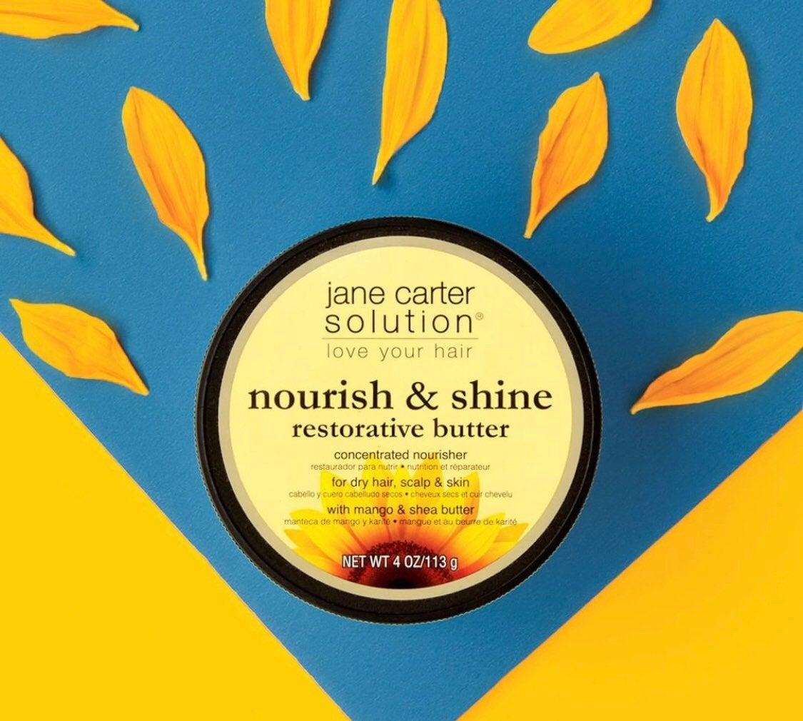 Jane carter solution Restoration butter