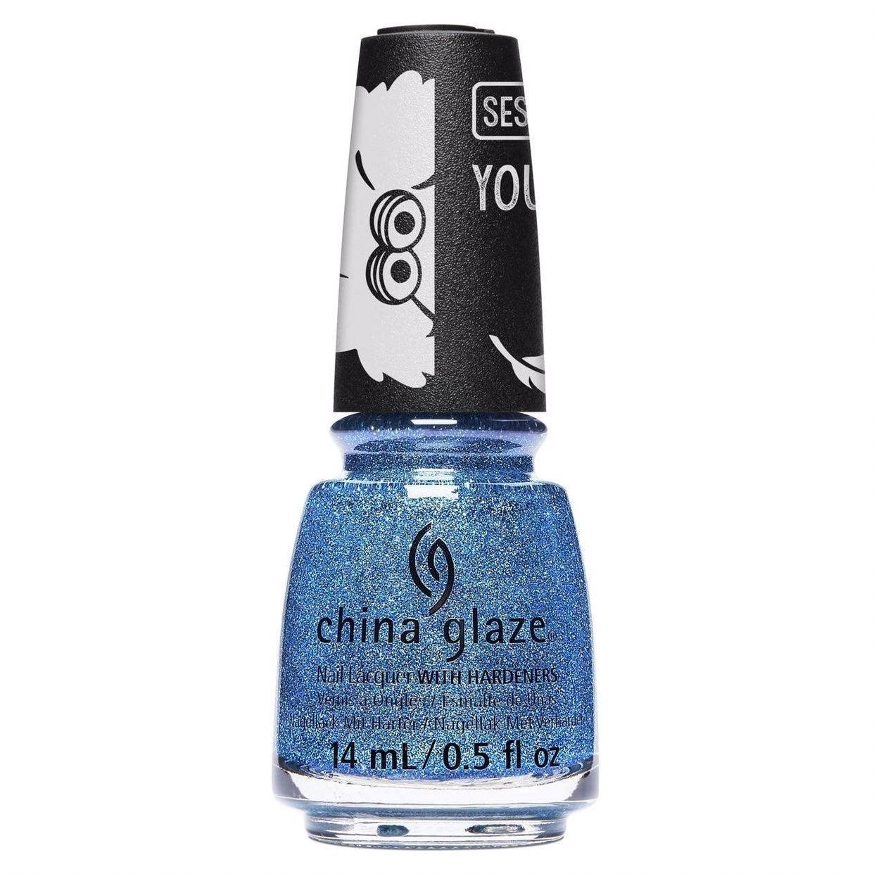 China Glaze x Sesame Street Nail Polish