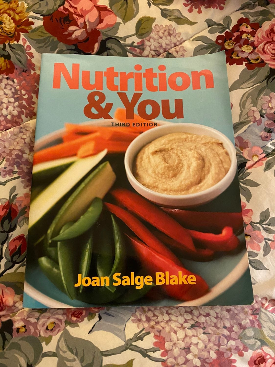 Nutrition and You Textbook