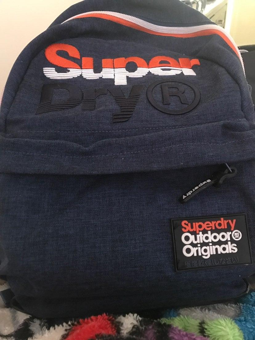 SuperDry Bag