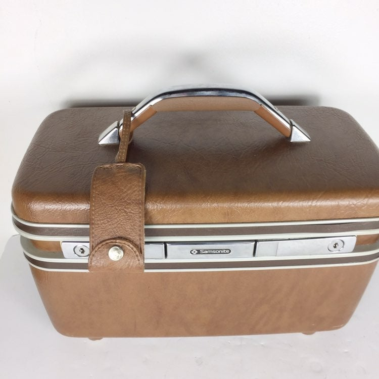 Samsonite Brown Classic Mini Luggage