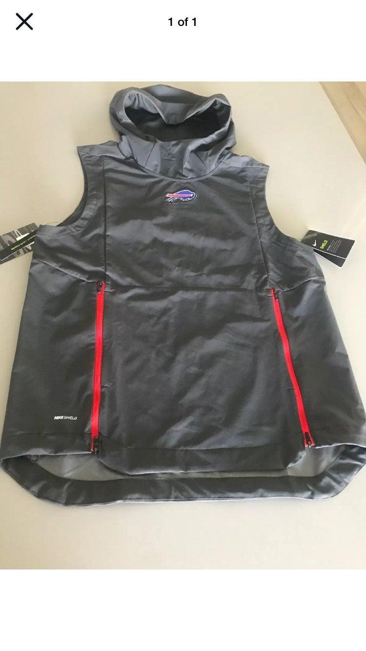 NFL Buffalo Bills Nike Hoodie Vest Jacke