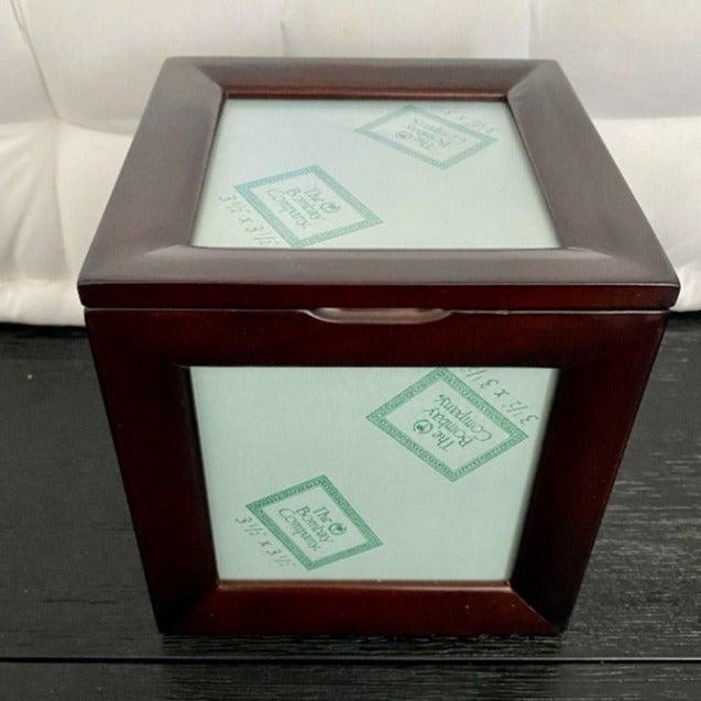 Picture Cube Keepsake Box