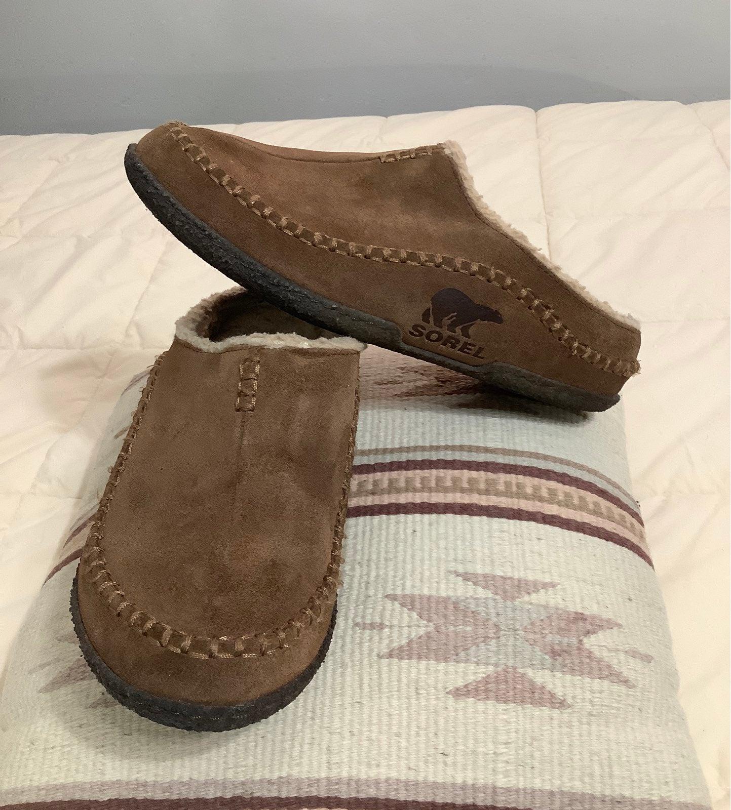 Sorel mens slippers