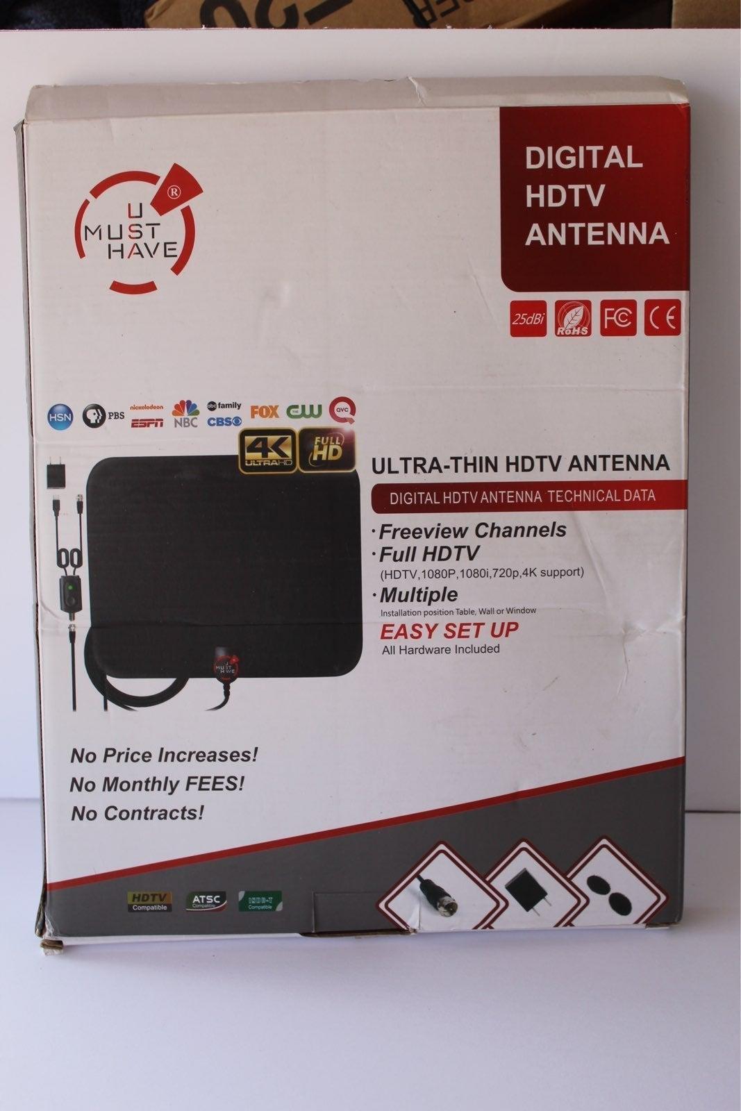 Digital Indoor Home Antenna