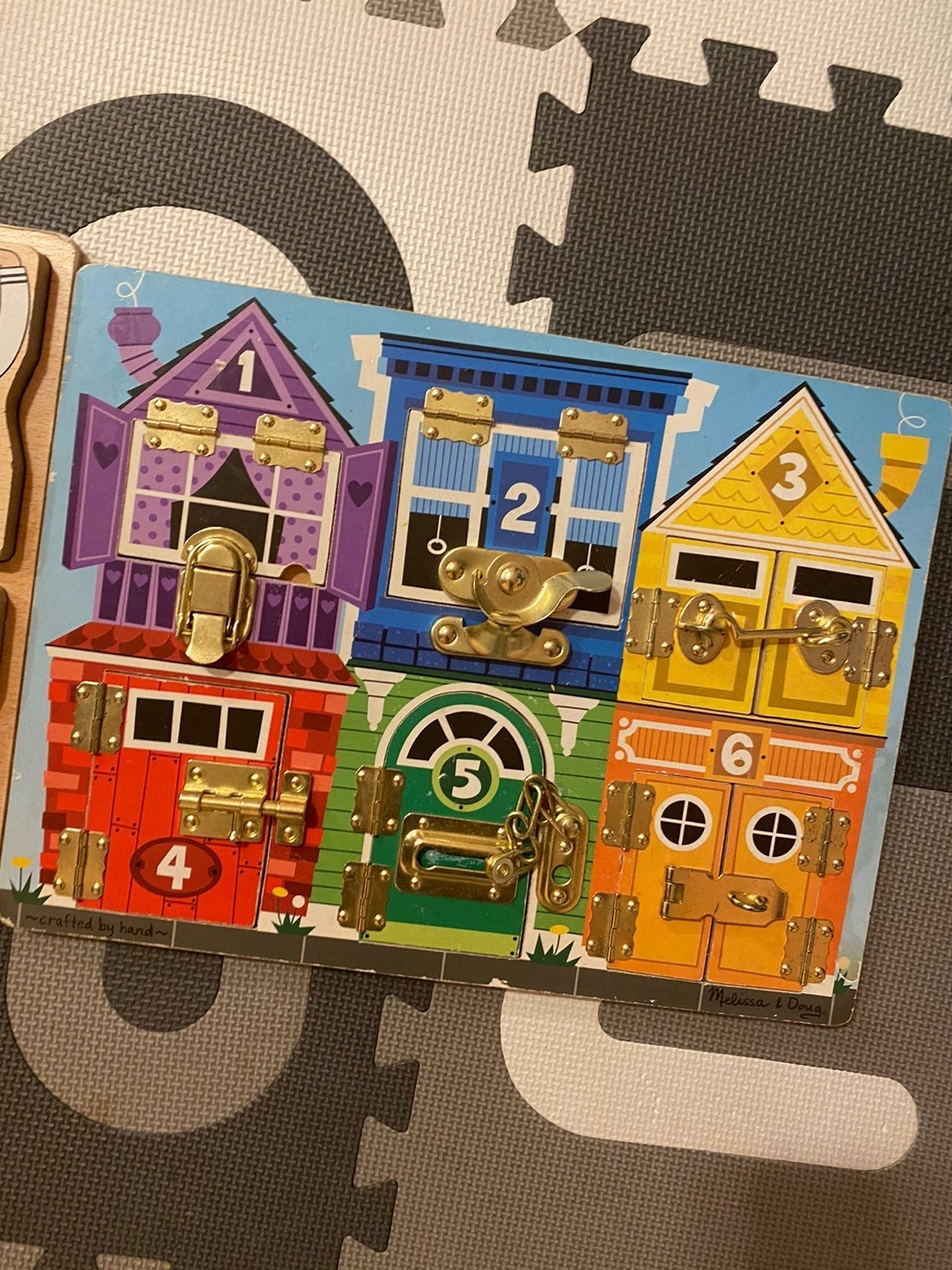 Melissa and Doug puzzles