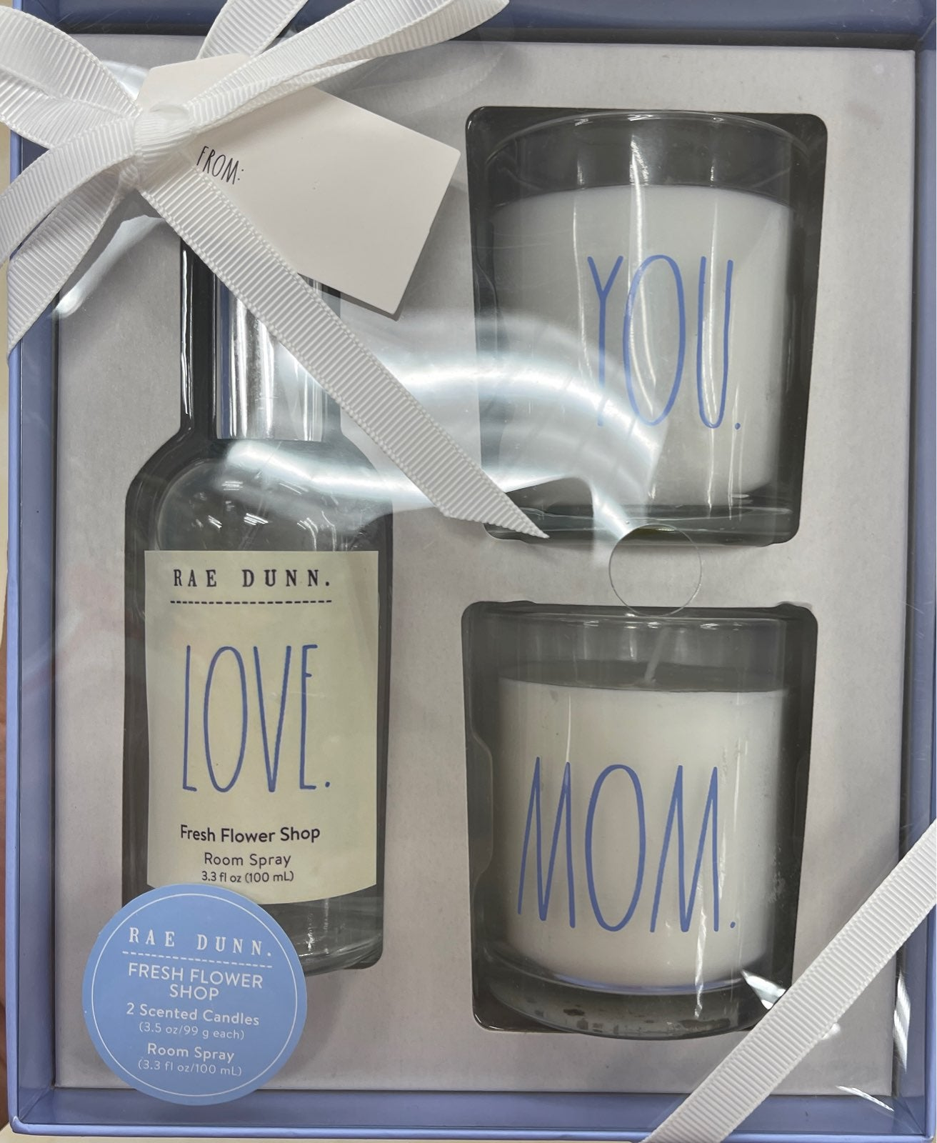rae dunn mothers day gift set
