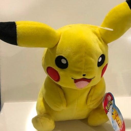 "Pikachu Pokemon 8"" Plush NWT"