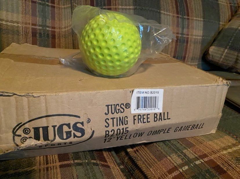 Softballs Sting Free