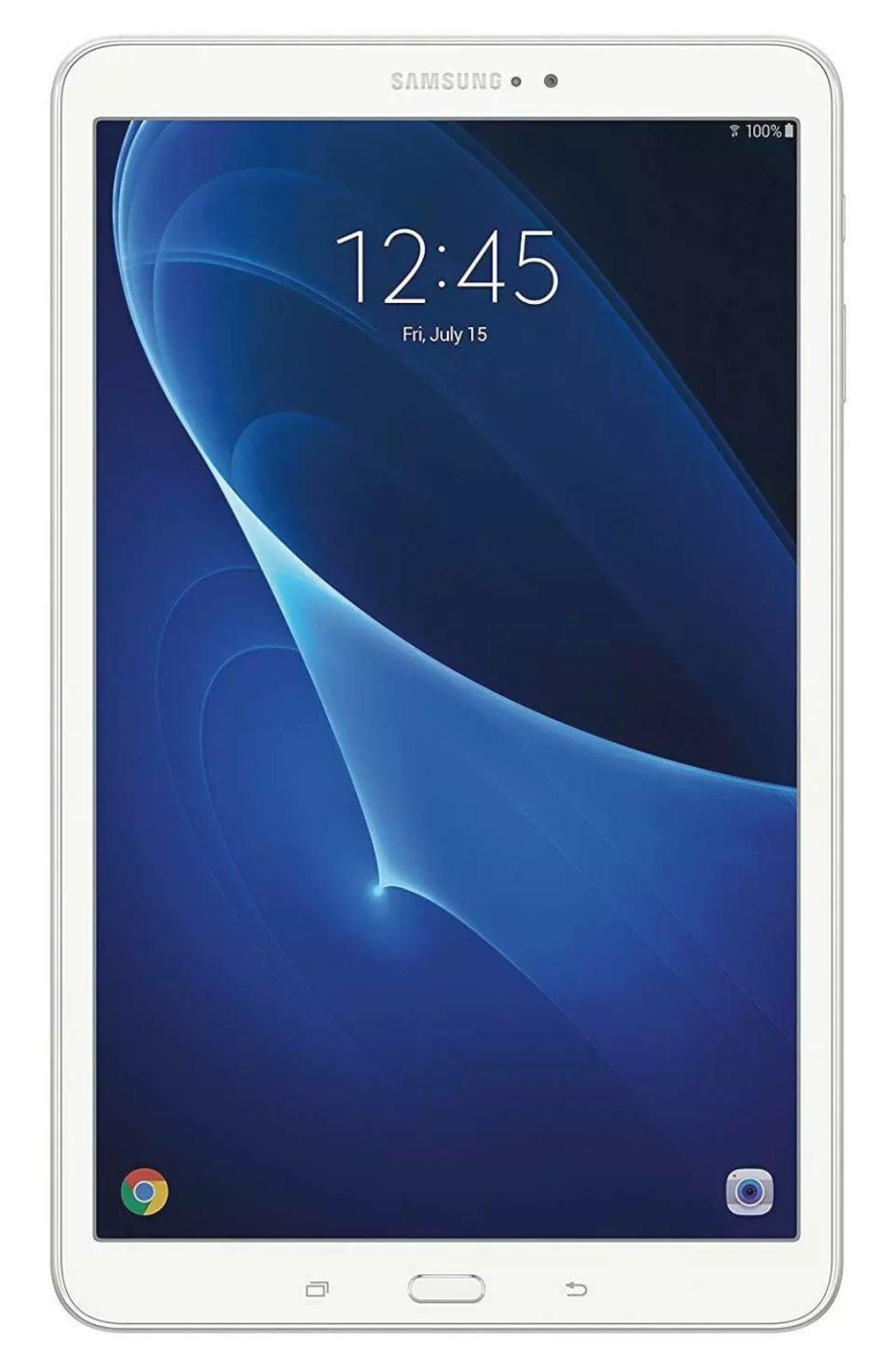 Samsung Galaxy Tab A 16GB in White 10.1i