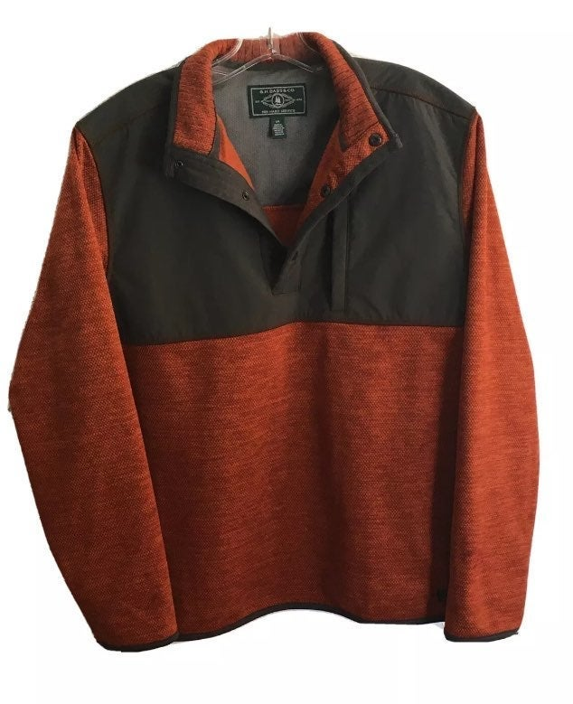 GH Bass Pull GH Bass Pull Over Sweater M