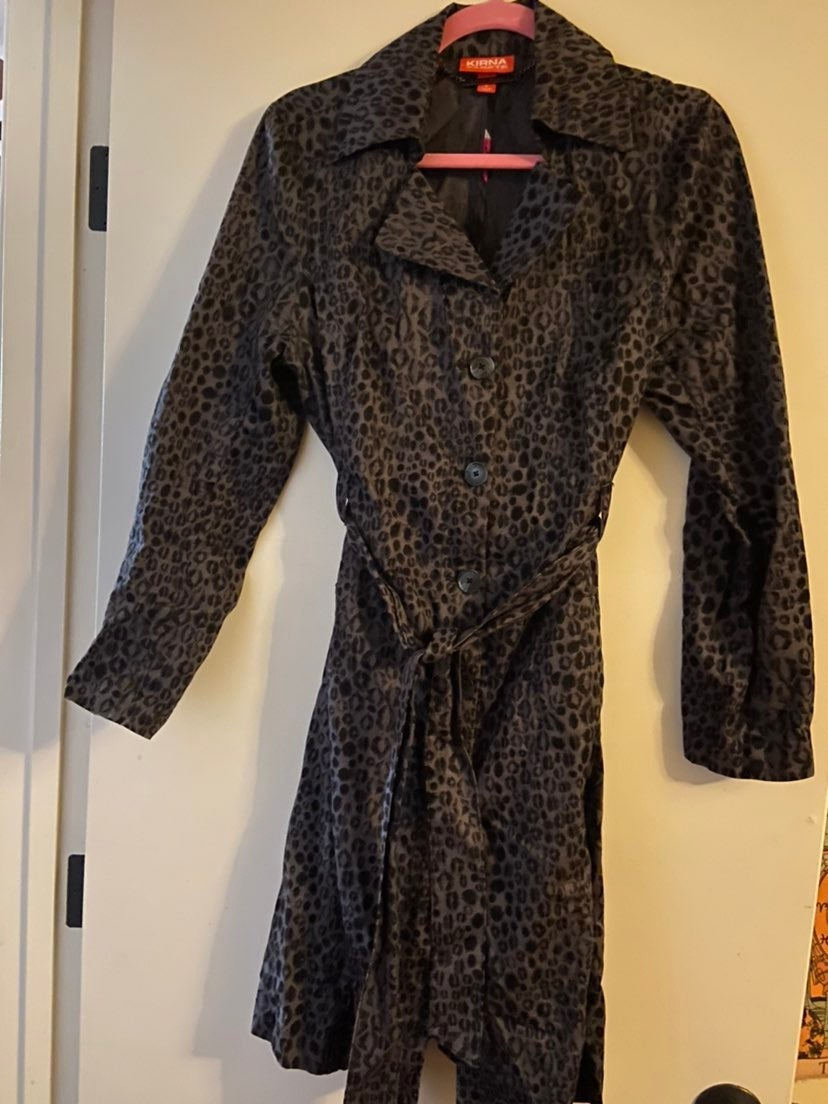 Vintage Kirna Zabete coat