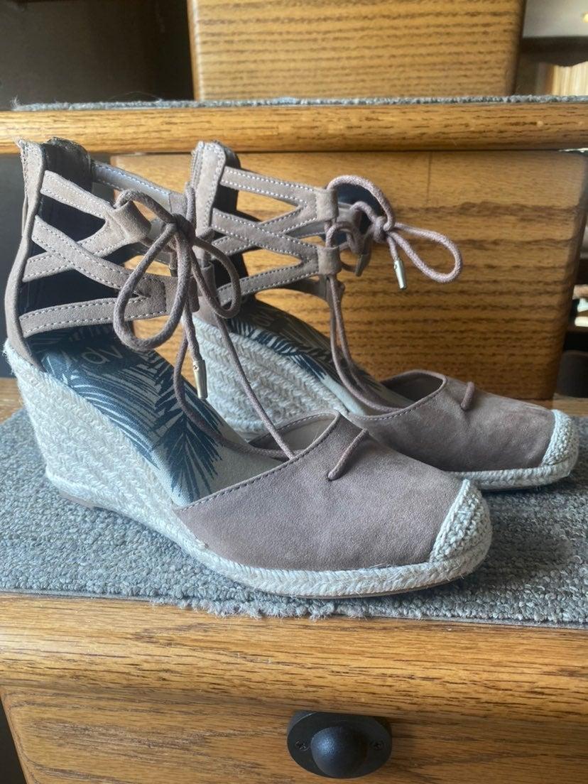 DV Platform Wedge Sandals