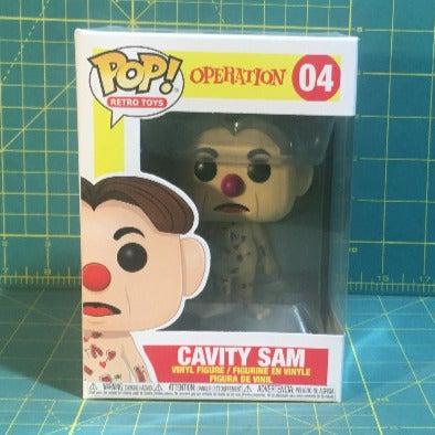 POP! Retro Toys #04 Operation Cavity Sam