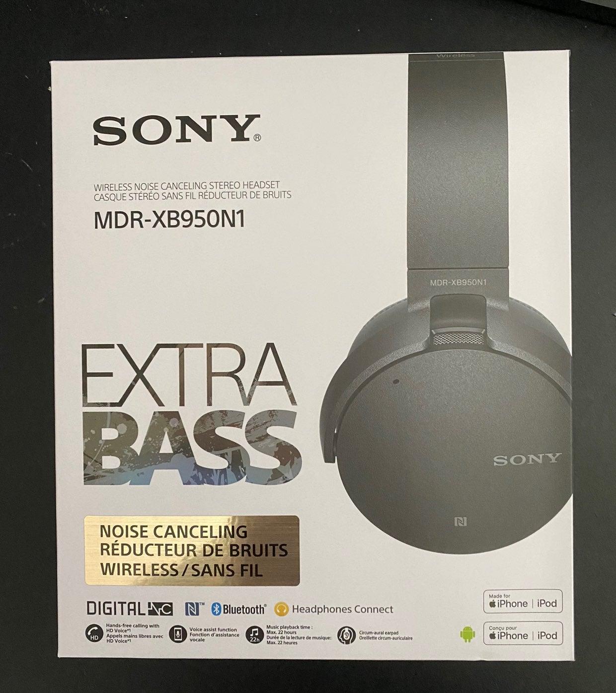 Sony Headset xb950n1