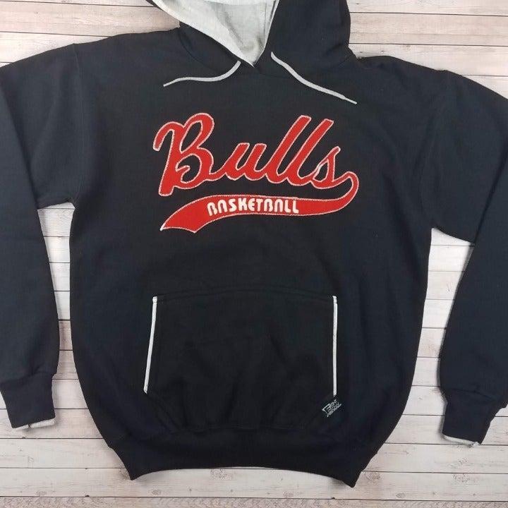 VTG 90s Chicago Bull Salem Script Hoodie
