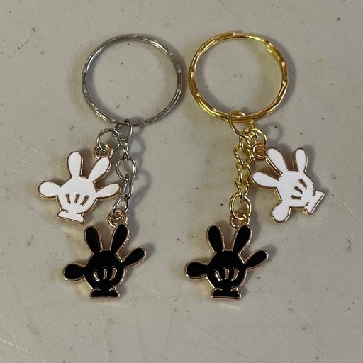 Mickey Hands Keychain